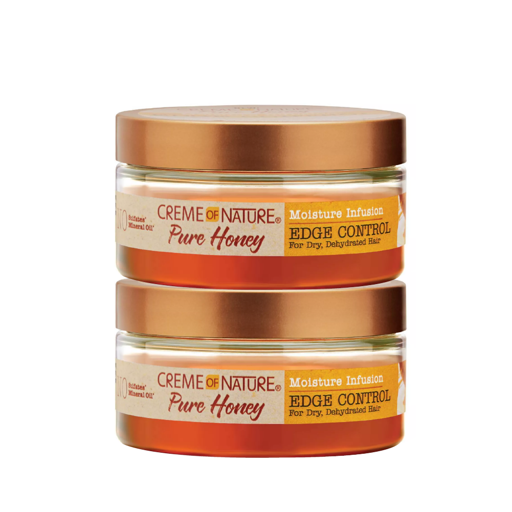 Creme of Nature Honey Edge Gel