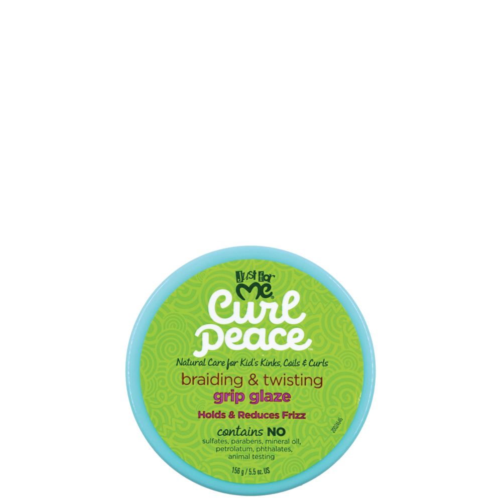 Just for Me Curl Peace Braiding and Twisting Grip Glaze