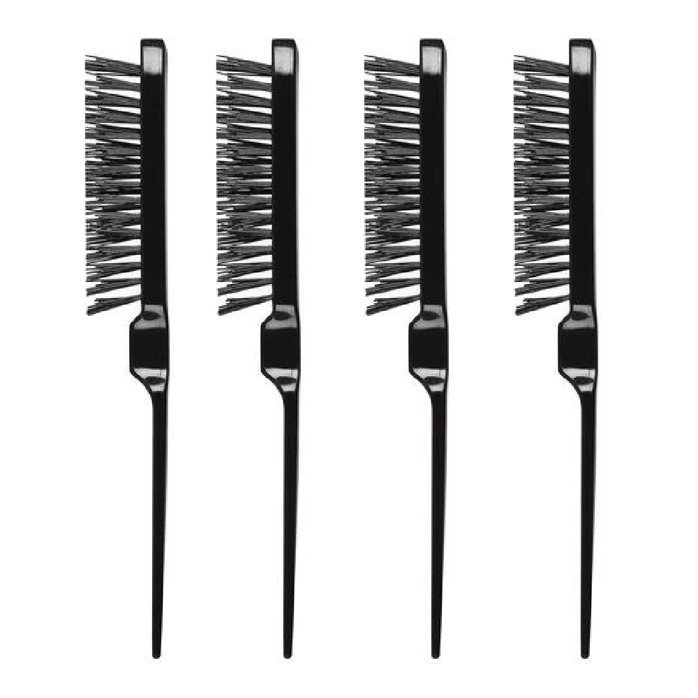 Denman D91 Black Backcomber Brush