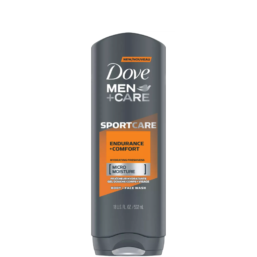 Dove Men + Care Body and Face Wash Endurance Comfort
