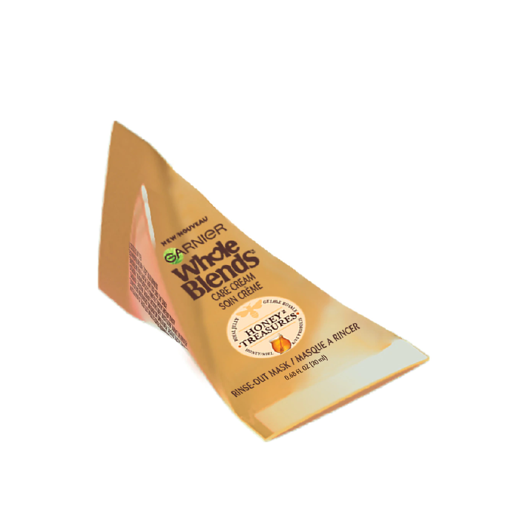 Garnier Whole Blends Care Cream Rinse Out Mask