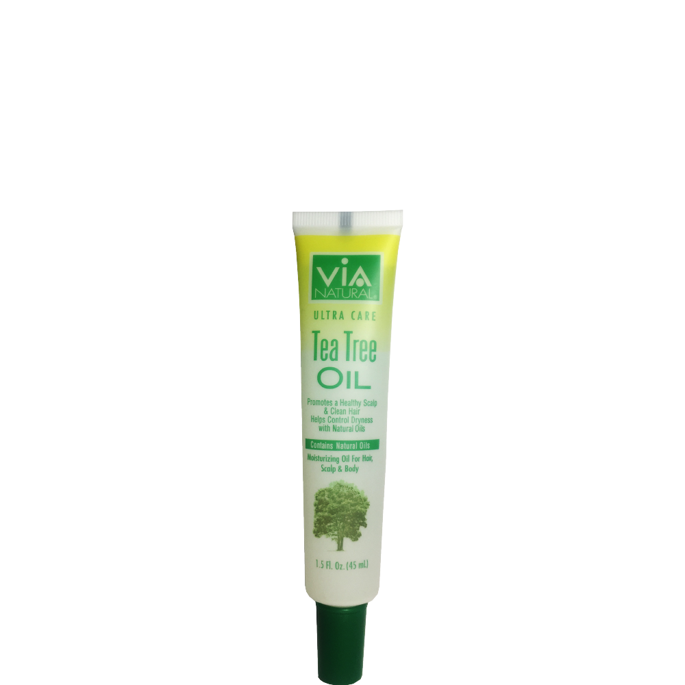 Via Natural Ultra Care Tea Tree Oil Treatment