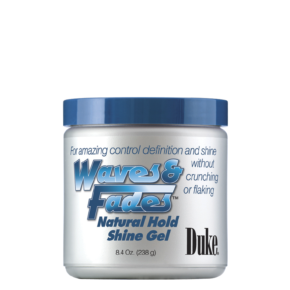 Duke Waves and Fades Natural Hold Shine Gel