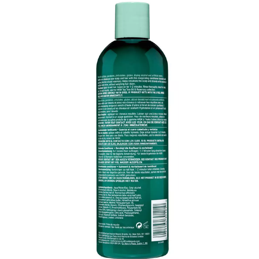 Hask Tea Tree Oil Conditioner