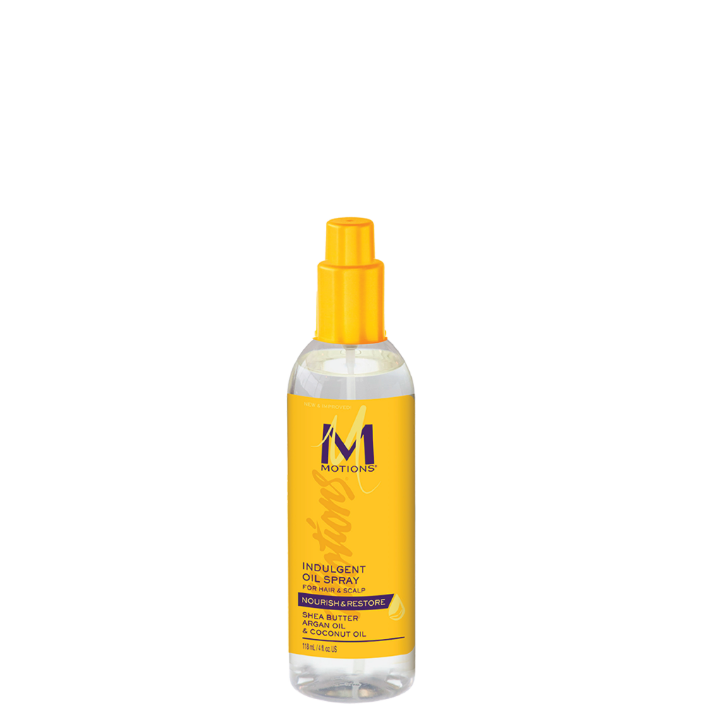 Motions Indulgent Oil Spray
