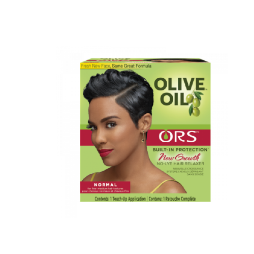ORS Olive Oil Relaxer New Growth - Normal