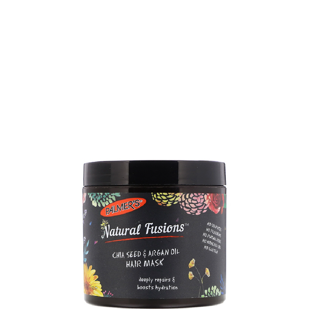 Palmer's Natural Fusion Chia Seed and Argan Oil Hair Mask