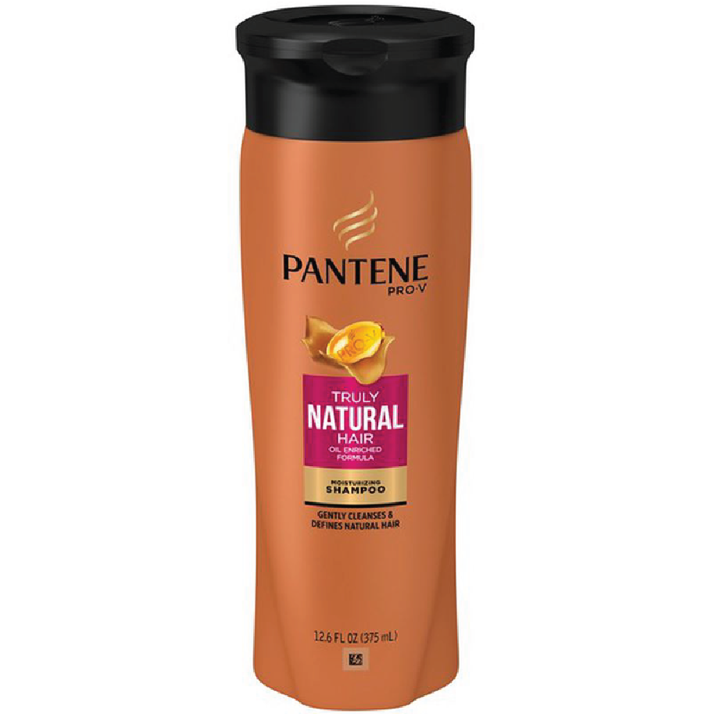Pantene Truly Natural Hair Shampoo