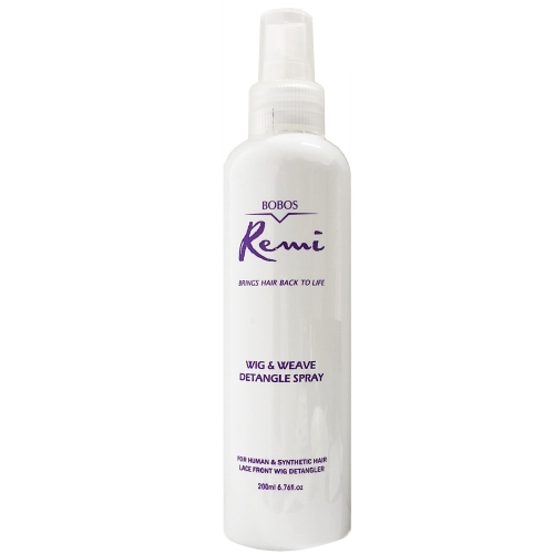 Bobo's Remi Wig & Weave Detangle Spray