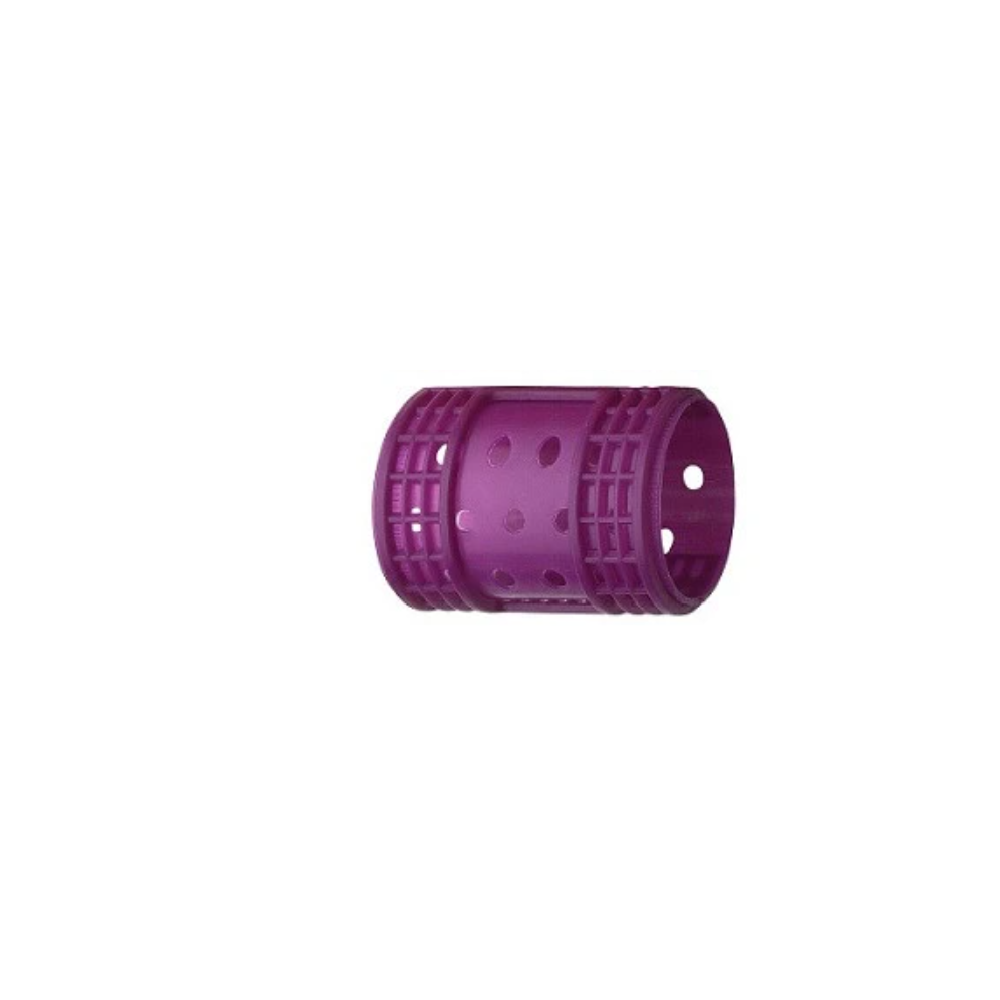 Diane Snap-On Magnetic Rollers Purple, 1.75