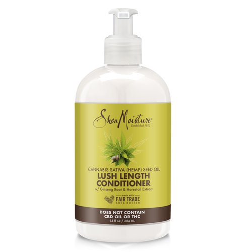 Shea Moisture Hemp Seed Oil Lush Length Conditioner