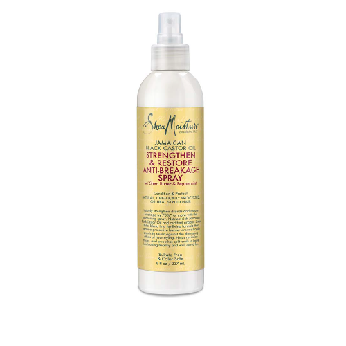 Shea Moisture Jamaican Black Castor Oil Anti Breakage Spray
