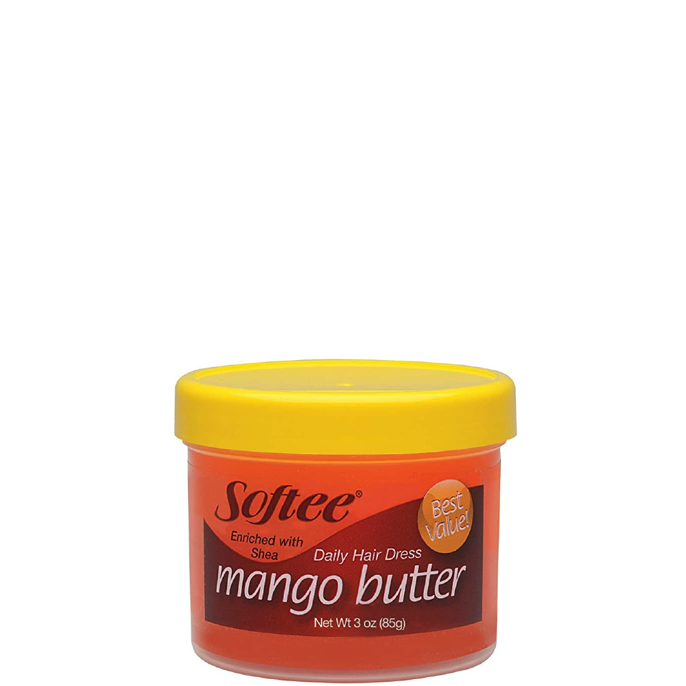 Softee Hair and Scalp Conditioner Mango Butter