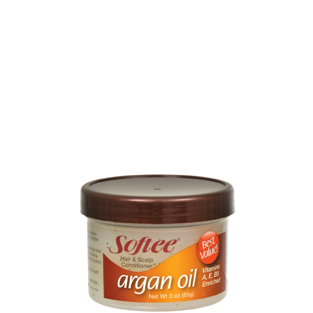 Softee Hair and Scalp Conditioner Argan Oil