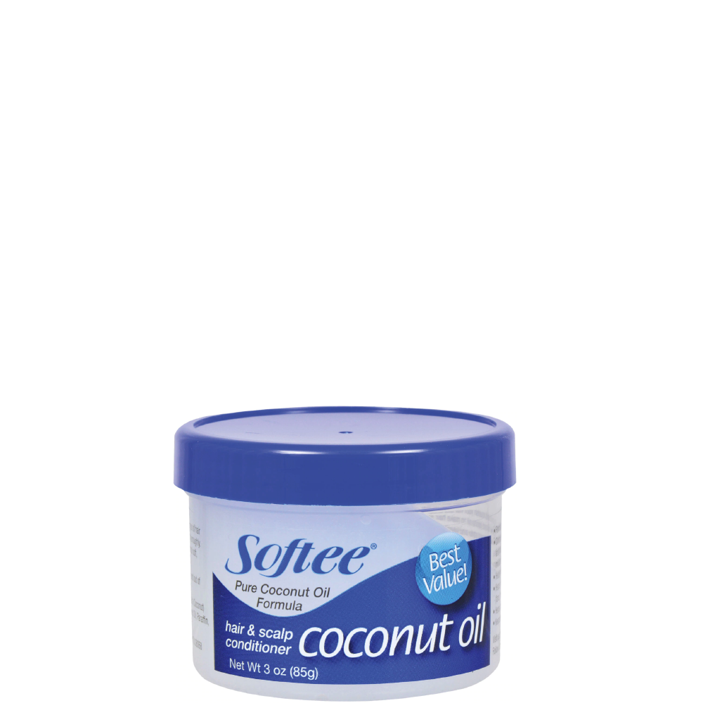 Softee Hair and Scalp Conditioner Coconut Oil