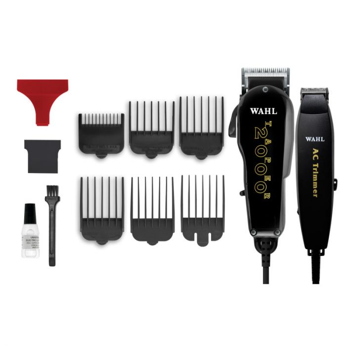 Wahl Essentials Combo Professional Clipper  Trimmer Combo