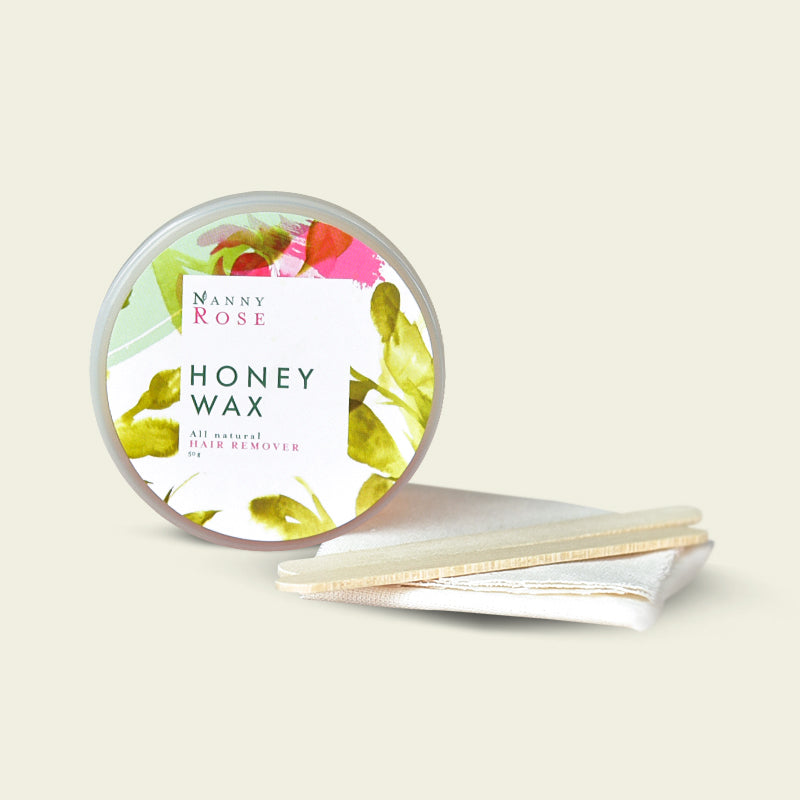 Honey Wax All-Natural Hair Remover