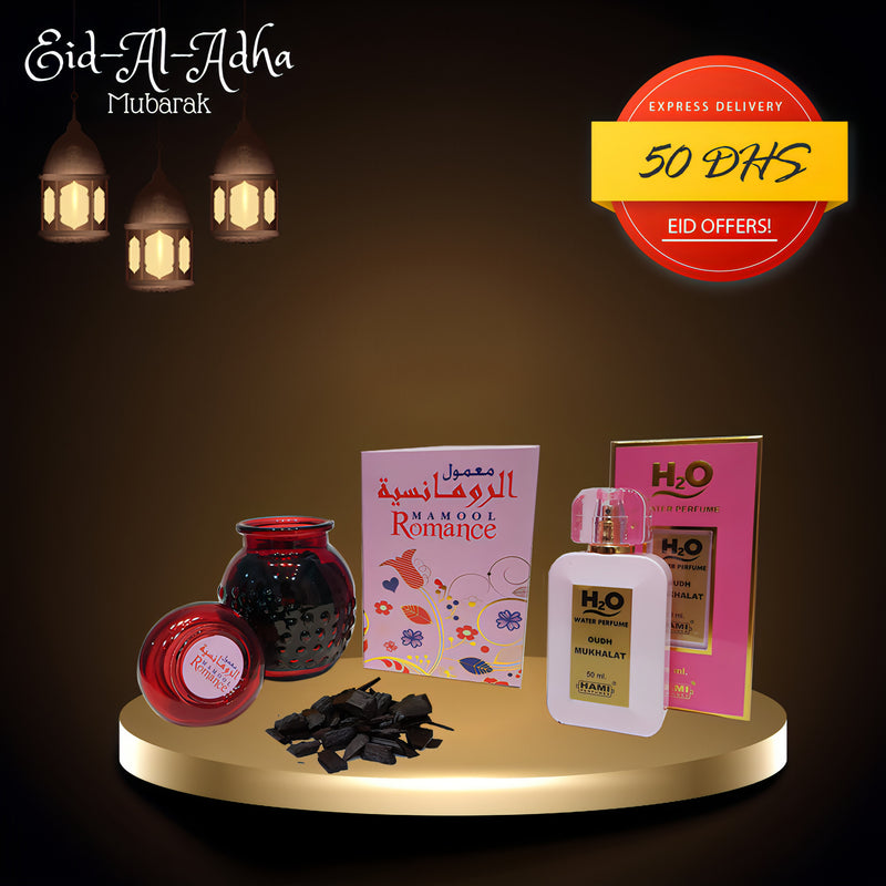 COMBO SET- PICK YOUR FRAGRANCE - Hami Perfumes Dubai