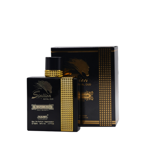 Stallion Oud Royal - Hami Perfumes Dubai