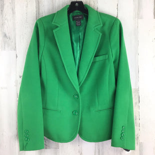 Primary Photo - BRAND: FOCUS 2000 STYLE: BLAZER JACKET COLOR: GREEN SIZE: M SKU: 258-25877-19466