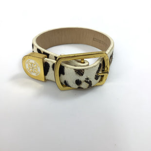 Primary Photo - BRAND: RUSTIC CUFF STYLE: BRACELET COLOR: WHITE OTHER INFO: 7 LEOPARD CALF SKIN SKU: 258-25873-34969