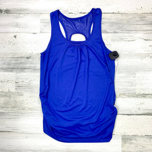 Primary Photo - BRAND: H&M MAMA STYLE: ATHLETIC TANK TOP COLOR: BLUE SIZE: M SKU: 258-258111-8585
