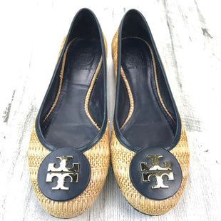 Primary Photo - BRAND: TORY BURCH STYLE: SHOES FLATS COLOR: TAN SIZE: 7.5 SKU: 258-258113-12355