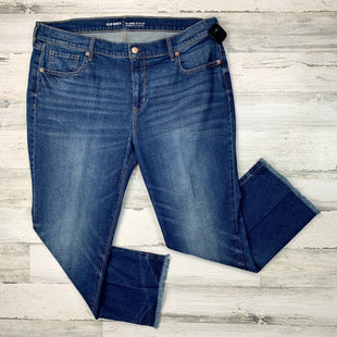 Primary Photo - BRAND: OLD NAVY STYLE: JEANS COLOR: DENIM SIZE: 16 SKU: 258-25877-19920