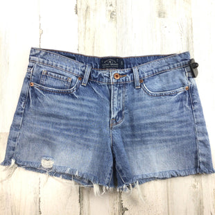 Primary Photo - BRAND: LUCKY BRAND STYLE: SHORTS COLOR: DENIM BLUE SIZE: 8 SKU: 258-25871-13475