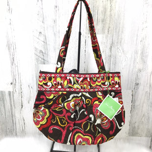 Primary Photo - BRAND: VERA BRADLEY CLASSIC STYLE: HANDBAG COLOR: BROWN SIZE: MEDIUM OTHER INFO: NWT SKU: 258-25898-8409