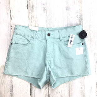 Primary Photo - BRAND: OLD NAVY STYLE: SHORTS COLOR: MINT SIZE: 4 OTHER INFO: NWT SKU: 258-25873-37841