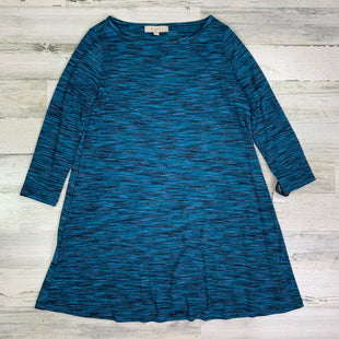 Primary Photo - BRAND: LOFT STYLE: TUNIC LONG SLEEVE COLOR: BLUE SIZE: M OTHER INFO: NEW! SKU: 258-25885-29883