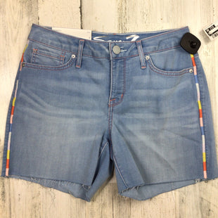 Primary Photo - BRAND: SEVEN 7 STYLE: SHORTS COLOR: DENIM SIZE: 4 OTHER INFO: NWT RT $59.00 SKU: 258-258111-6035