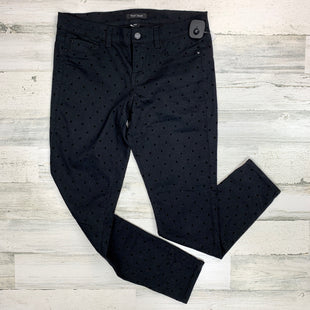 Primary Photo - BRAND: WHITE HOUSE BLACK MARKET STYLE: JEANS COLOR: BLACK SIZE: 8 SKU: 258-258111-8792