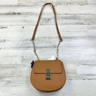 Primary Photo - BRAND: EXPRESS STYLE: HANDBAG COLOR: TAN SIZE: SMALL OTHER INFO: NEW! CROSSBODY SKU: 258-25871-10680