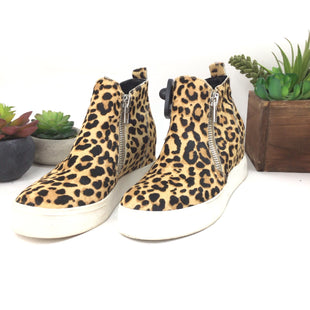 Primary Photo - BRAND: STEVE MADDEN STYLE: BOOTS ANKLE COLOR: BROWN SIZE: 7.5 OTHER INFO: ANIMAL PRINT SKU: 258-25885-33979