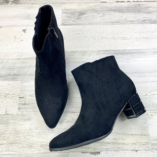 Primary Photo - BRAND: AVENUE STYLE: BOOTS ANKLE COLOR: BLACK SIZE: 10 OTHER INFO: CLOUDWALKERS SKU: 258-25873-36441