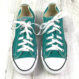 Primary Photo - BRAND: CONVERSE STYLE: SHOES FLATS COLOR: TEAL SIZE: 10 SKU: 258-25871-10373