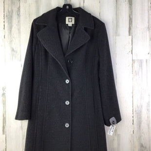Primary Photo - BRAND: ANNE KLEIN O STYLE: COAT LONG COLOR: CHARCOAL SIZE: M SKU: 258-258113-11041