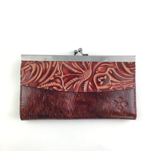 Primary Photo - BRAND: PATRICIA NASH STYLE: WALLET COLOR: RED SIZE: MEDIUM OTHER INFO: SNAP OPEN SKU: 258-25871-10750