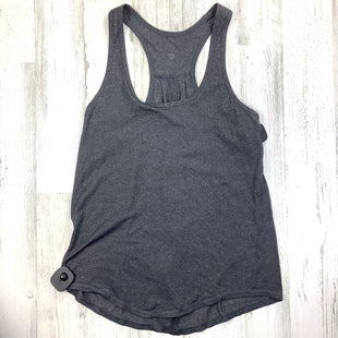 Primary Photo - BRAND: LULULEMON STYLE: ATHLETIC TANK TOP COLOR: CHARCOAL SIZE: 6 SKU: 258-25898-13246