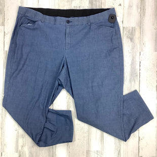 Primary Photo - BRAND: LANE BRYANT STYLE: PANTS COLOR: BLUE SIZE: 26 SKU: 258-258113-9841
