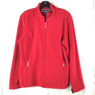Primary Photo - BRAND: KAREN SCOTT STYLE: JACKET OUTDOOR COLOR: RED SIZE: M OTHER INFO: SOLID SKU: 258-25873-36732