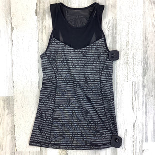 Primary Photo - BRAND: LULULEMON STYLE: ATHLETIC TANK TOP COLOR: BLACK SIZE: 2 SKU: 258-25873-38256