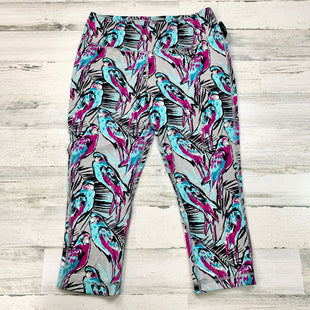 Primary Photo - BRAND: ZELOS STYLE: ATHLETIC CAPRIS COLOR: GREY SIZE: L SKU: 258-258111-7522