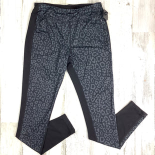 Primary Photo - BRAND: DANSKIN NOW STYLE: ATHLETIC PANTS COLOR: BLACK SIZE: S OTHER INFO: LEOPARD PRINT SKU: 258-25873-36711