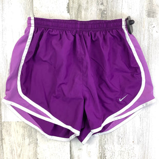 Primary Photo - BRAND: NIKE APPAREL STYLE: ATHLETIC SHORTS COLOR: PURPLE SIZE: S SKU: 258-25885-33695