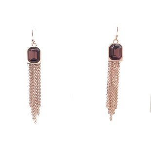 Primary Photo - BRAND: TAHARI STYLE: EARRINGS COLOR: PINK OTHER INFO: A21 SKU: 258-25885-33250