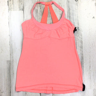 Primary Photo - BRAND: LULULEMON STYLE: ATHLETIC TOP COLOR: PINK SIZE: 8 SKU: 258-25898-13018