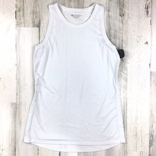 Primary Photo - BRAND: ATHLETA STYLE: ATHLETIC TANK TOP COLOR: WHITE SIZE: S SKU: 258-25871-11943